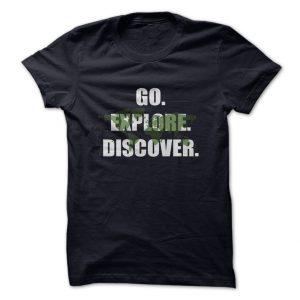 Go Explore Discover