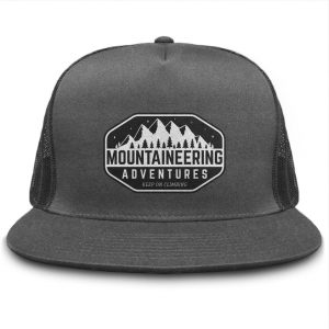 Mountaineering Adventures Hat