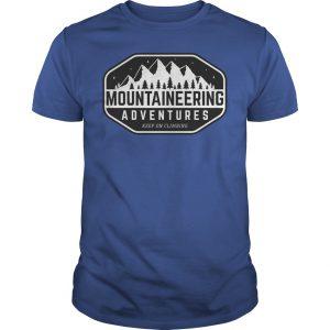Mountaineering Adventures Keep On Climbing