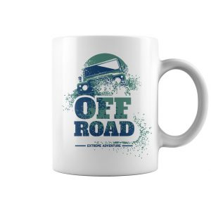 Off Road Extreme Adventure Coffee Mug