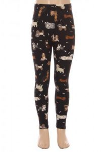 Waggy Tails Kids Leggings