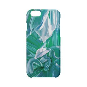 Into The Green Forest Phone Case
