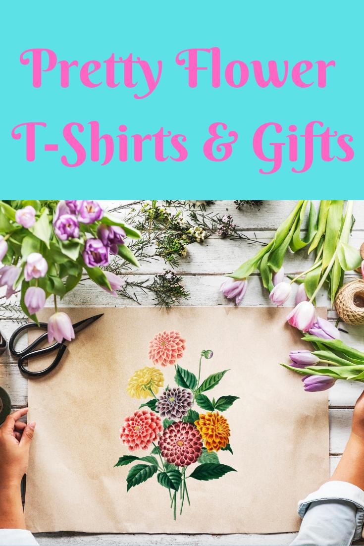 PrettyFlower T-Shirts & Gifts