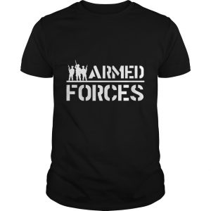 Armed Forces Shirt