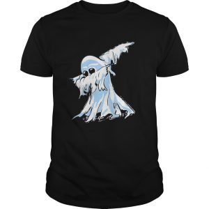 White Spooky Ghost T-Shirt