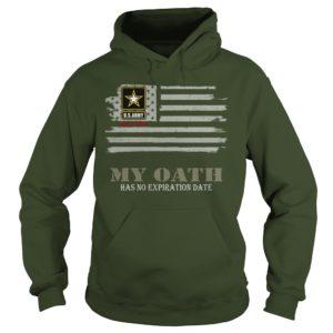 Army My Oath Hoodie