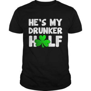 He's My Drunker Half