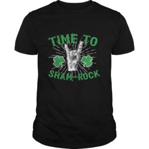 Time To Shamrock Shirt